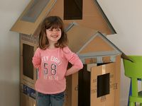 Inspiration for your own cardboard creation!