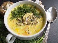 каши, супы, соусы