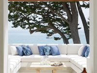 Outdoor spaces to enjoy in the beauty of nature