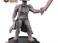 Model Renders / Wild West Exodus 3D Renders