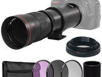 62mm Multithreaded Glass Filter for Canon EOS 5D Mark III Digital Nc C-PL Multicoated Circular Polarizer
