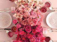 Entertaining Decor / Tables | Flowers | Plants | etc