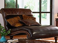 17 best images about chaise lounge or big comfy chair for for Alexander rose colonial chaise lounge