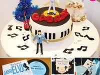 Elvis birthday Party
