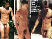 Brad Pitt Nude