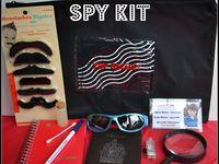 Ideas: Spy theme