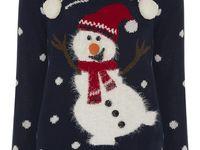 vánoční svetry