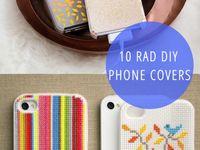 DIY phone accessories