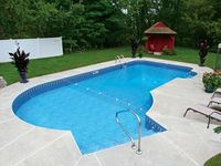 Pool and landscape ideas