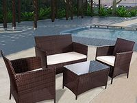 Patio Furniture Sets / An excellent selection of Patio Furniture sets, sectionals and loungers to suit your outdoor relaxing space.  Browse the many pins, containing great ideas for your poolside, bbq or picnic areas.  Included are 2 seater, 3 seater, 4 seater , 6 seater and 8 seater sets that could be an ideal addition to your patio furniture selection.