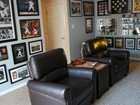 17 Best Images About Sports Room On Pinterest Hunting