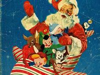 Vintage Sights and Sounds of Christmas