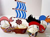 Kids' Parties: Pirate