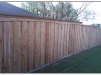 Privacy 8 ft fences