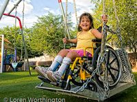 Wheelchairs, elderly, disabled, aging at home, adapted properties, etc..