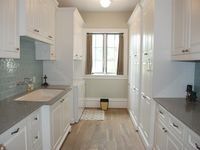 Laundry on pinterest bending washer and dryer and laundry rooms