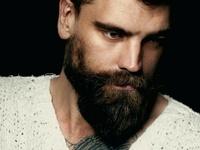 beard tattoo fashion