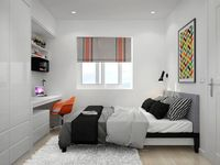 Small Bedroom Idea / Small bedrooms can have grandiose style with the right design ideas.