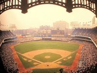 Cathedrals to America's game