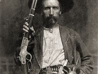 The real lawmen, outlaws and gunslingers.