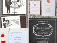 Invitation / Wedding