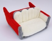 Amigurumi Doll Furniture : 17 best images about crochet doll accessories on Pinterest