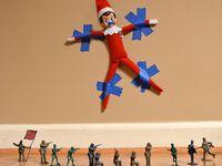 Elf on the Shelf - Rosie Star
