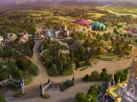 Disneyworld & Disneyland & Disney Tokio & Disney Paris