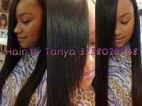 1000+ images about Hairstyles on Pinterest | Sew Ins, Individual ...