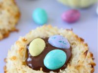 Happy Easter! on Pinterest | Coconut Macaroons, Nutella and Nests