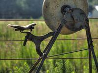 Old farm tools
