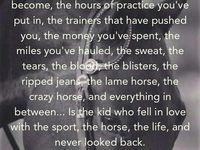 Cowgirls & Horses
