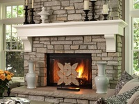Mantles-Fireplace Ideas