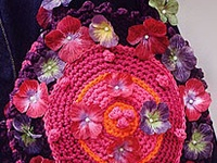 Purses ~ Bags ~ Totes ~ Crocheted (mostly)