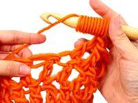 crochet n knitting
