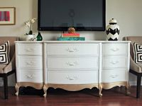 DIY Refurbished Furniture Ideas