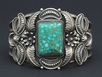 Turquoise n silver