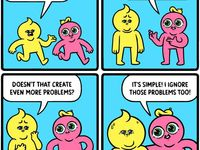Webcomics detail our daily lives, our funny moments, our struggles, our misgivings, and our regrets. And most of them do it brilliantly while giving us reason to laugh. These are some of the best on the interwebz. Comics  Board