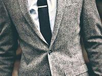 Suits, shoes, socks, shirts. hats?