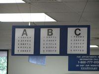 Eye Chart For Dmv Google Search Eye Chart Dmv Florida Dmv