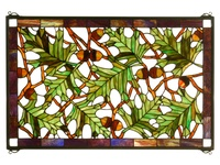 40 Best Images About Stained Glass Leaves On Pinterest