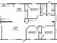 ManufacturedHomeFloorplan furthermore ManufacturedHomeFloorplan together with Clayton besides 1999 Redman Mobile Home Wiring furthermore Advanced Search. on single wide mobile home floor plans 16 by 60