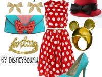 Disney Inspired Fashion