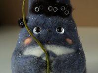 かわいいモノたち / モフモフとか、フェルトとか、体温を感じる萌に囲まれるシアワセ