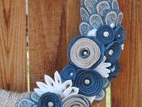 wreaths , wall/doorhanging