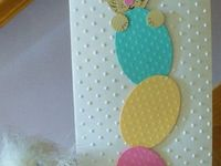 Easter cards and craft ideas