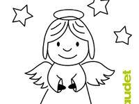 7 engel zum ausmalen-ideen | engel zum ausmalen, engel