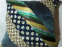 Upcycling Neckties