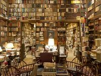 Living with life's necessities, or as others call them, books