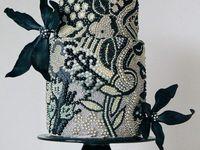 Fashion Grown-Ups Birthday Cakes
